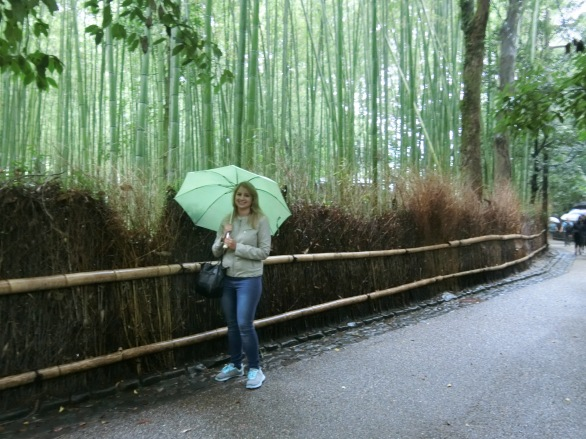 Me!!! At Bamboo Forest.